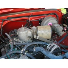 V8 Dual Fuel CNG Carburetor - Model 425