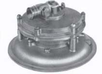 Model 300 Mixer, silicone diaphragm, CA300A-M-2